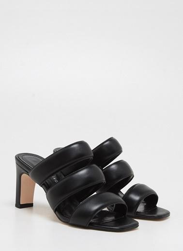 F By Fabrika Kadın Siyah Ayakkabı HANNA Siyah